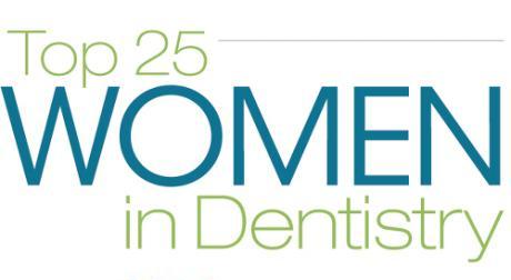 Top 25 Women in Dentistry 2013